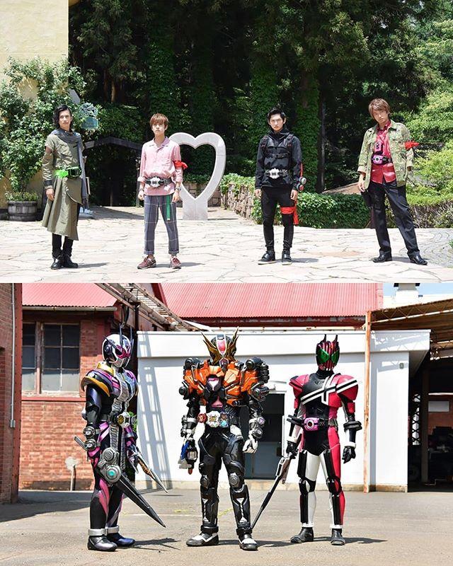 Harits Tokusatsu | Blog Tokusatsu Indonesia: Kamen Rider Zi