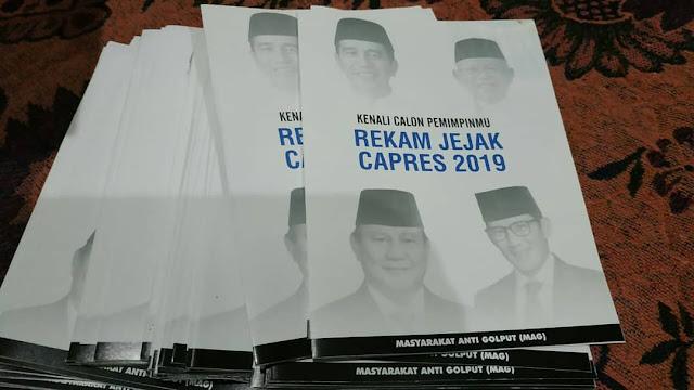 Ada yang Panik, Prabowo-Sandi Diserang Black Campaign