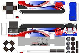 Pola Paperbus Gratis - Borlindo City Liner