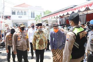 Kapolda Jateng Berkunjung Ke Habib Luthfi Bahas Persoalan Bangsa