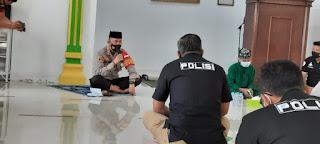 Melalui Binrohtal, Polres Enrekang Tingkatkan Karakter Personel Polri