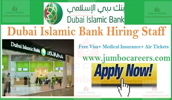 Recent bank jobs in Gulf countries, Jobs with salary and benefits in UAE,
