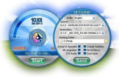 برنامج, إحترافى, لنسخ, اسطوانات, وأفلام, دى, فى, دى, وعمل, نسخة, إحتياطية, منها, 1Click ,DVD ,Copy