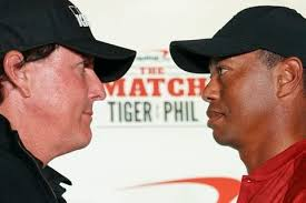 Watch Tiger Woods vs Phil Mickelson Golf live Streaming Today 23-11-2018