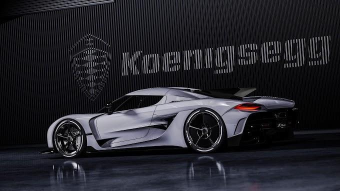 Koenigsegg ghost causes terror for Bugatti