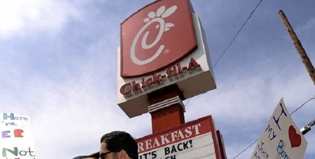 Another airport drops Chick-fil-A after Democrats complain