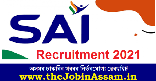 Sports Authority of India Coach Recruitment 2021 Details:
