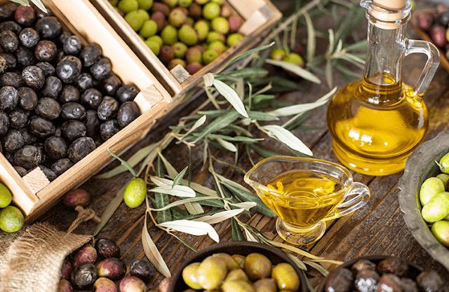 Dầu Olive ép lạnh hữu cơ nguyên chất