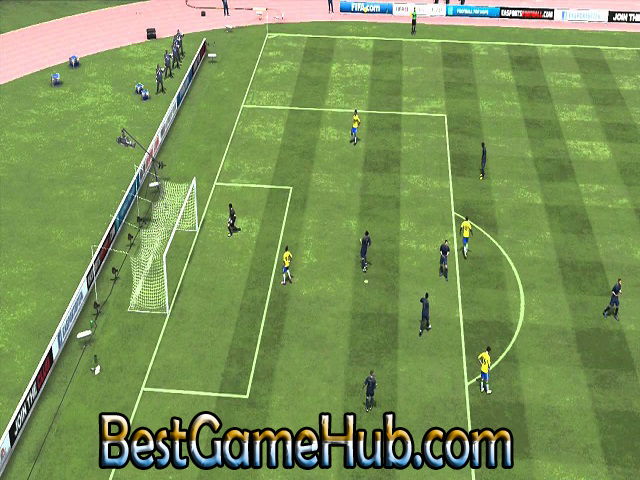 Fifa 13 Compressed PC Repack Game Download Free