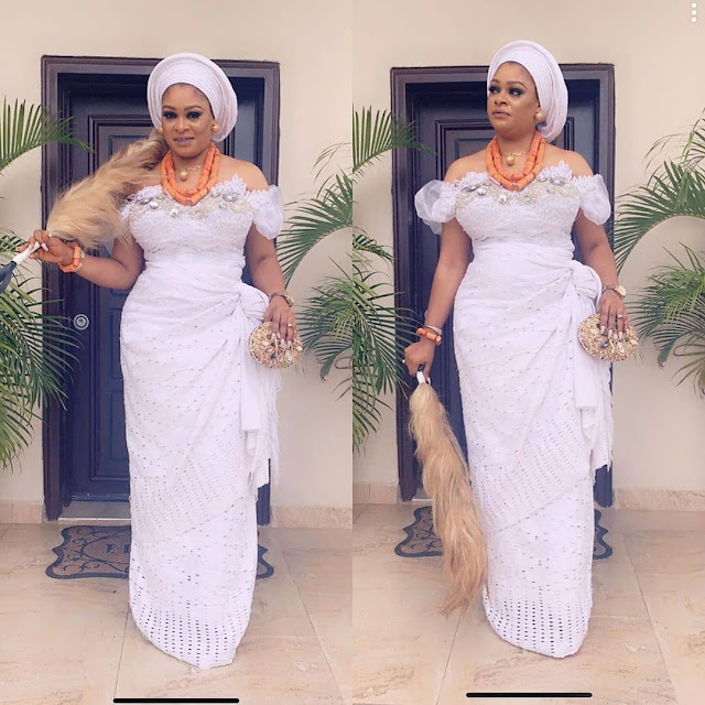 Latest Asoebi Designs 2019/2020