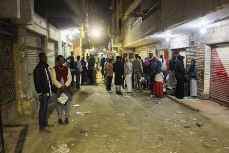 إنفجار يهز منطقة المعادي والحماية المدنية تعلن عن مقتل وإصابة 5 ضحايا