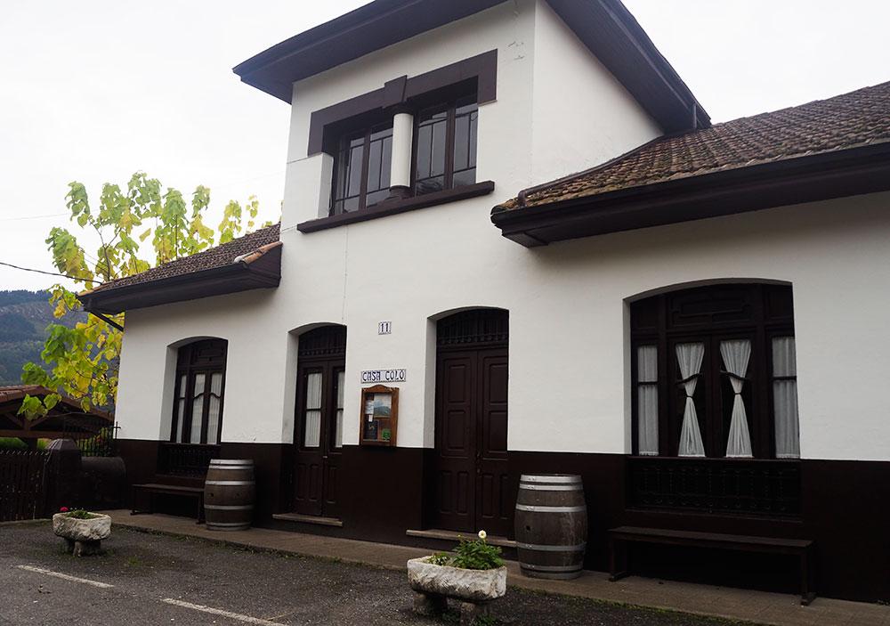 Casa Colo Ceceda