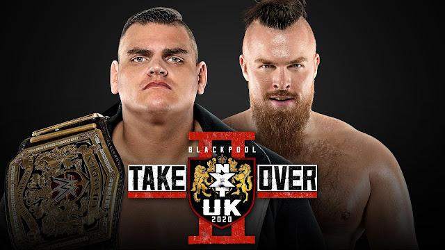 """Cobertura: NXT UK TakeOver """"Blackpool"""" II – Cara a cara!"""