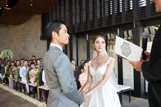 Kevin Cheng Grace Chan wedding Bali