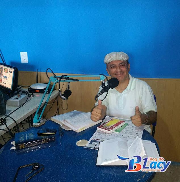 PADRE BETO ESTÁ DE VOLTA NA LIMA CAMPOS FM