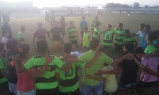 Seleção Rural de Nova Palmeira é o campeão da VI Copa de Futebol do Curimataú e Seridó da PB