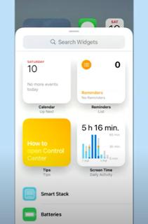 طريقة إضافة صورة مخصصة على الشاشة الرئيسية لجهاز الآيفون لنظام iOS 14