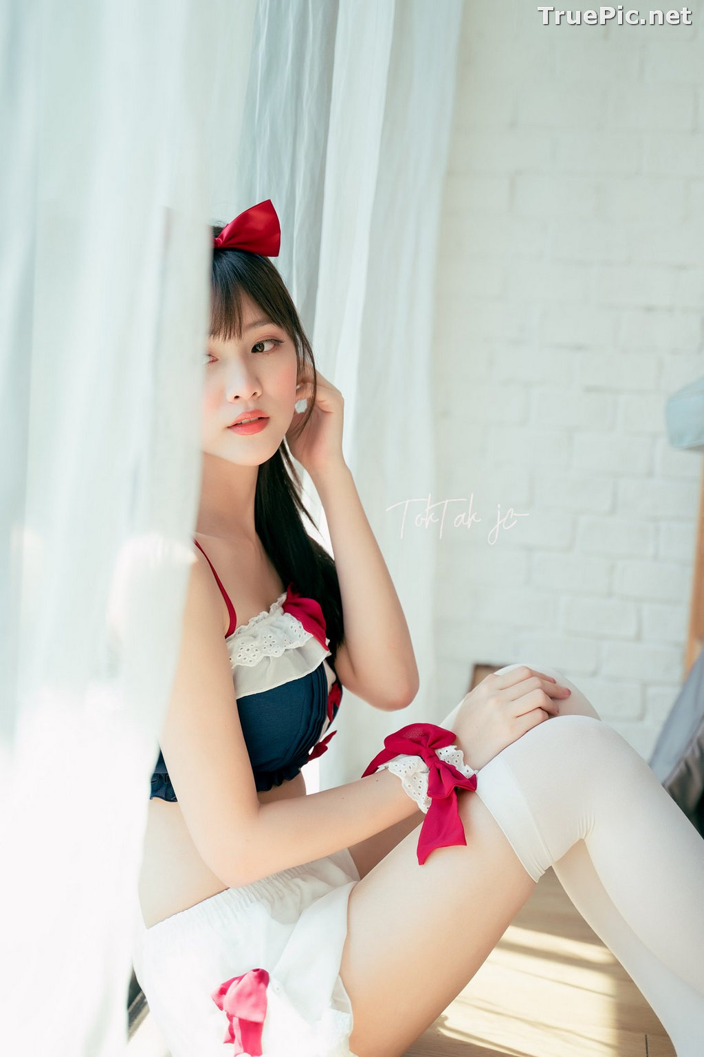 Image Thailand Model - Waralee Teerapanpong - Sailor Moon Lingerie - TruePic.net - Picture-10