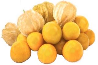 Uchuva Fruta de Venezuela