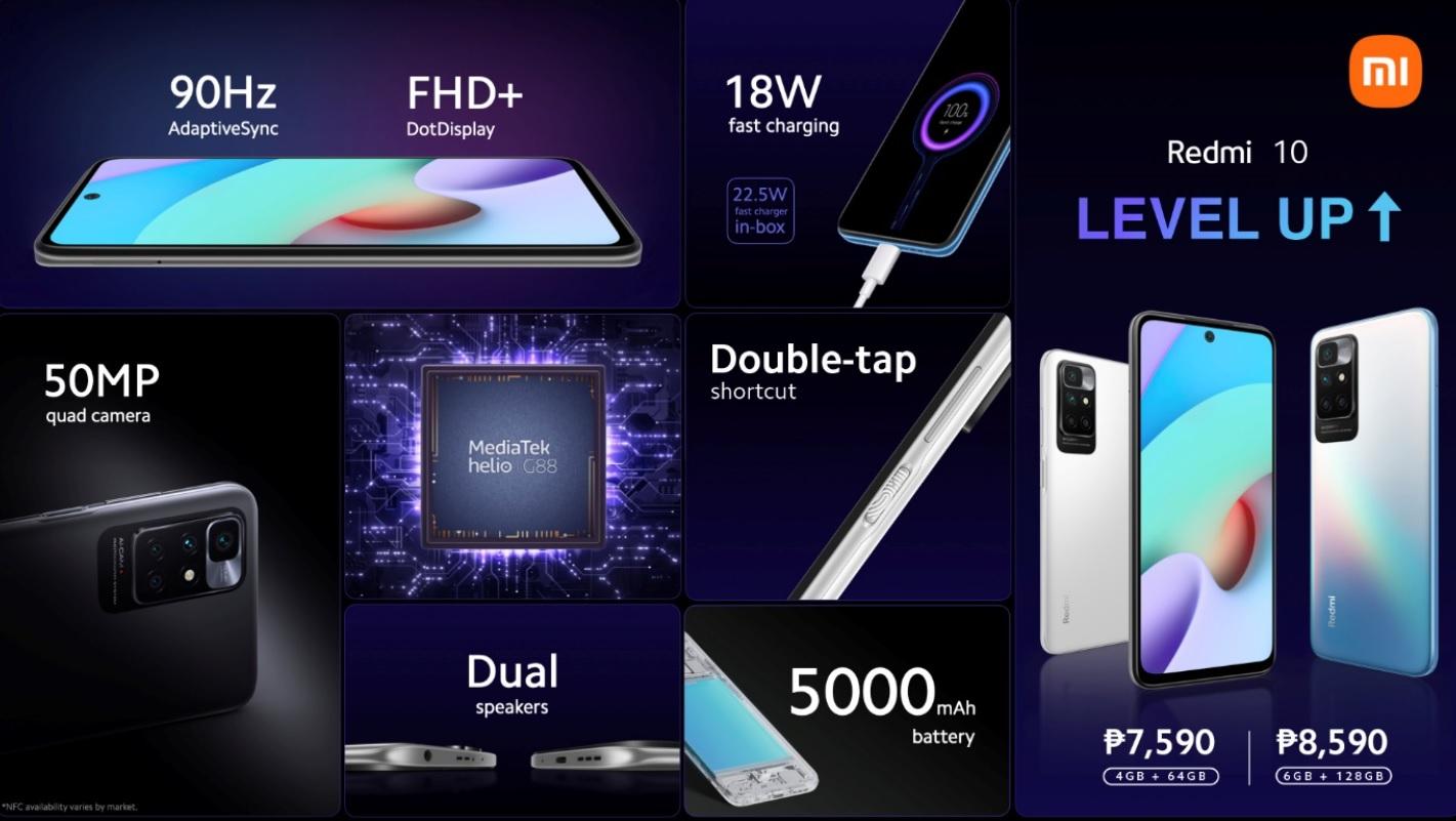 Xiaomi Redmi 10 Philippines