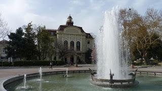 Ayuntamiento de Plovdiv.