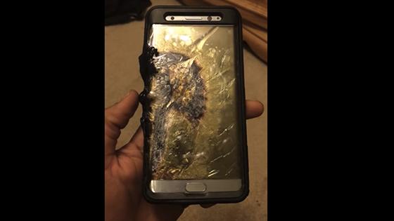 Ini Penyebab Samsung Galaxy Note 7 Meledak Hingga 92 Kali itu