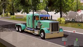 تحميل لعبة world truck driving simulator مهكرة من ميديا فاير