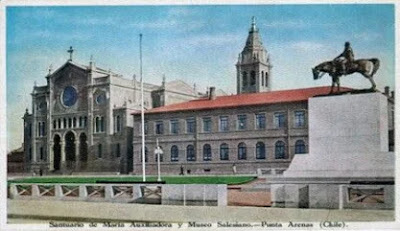Don Bosco Church and Salesian Museum, Punta Arenas.