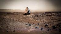 Οικισμοί στον Άρη από την Spaxe x