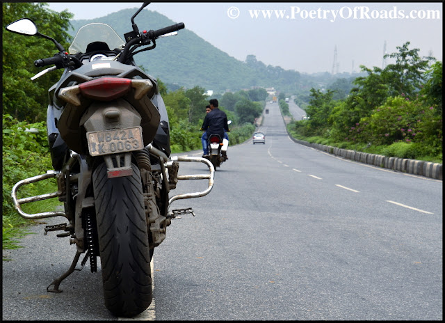 Golden Quadrilateral Ride with Benu - the Conception