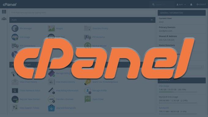 [2020] Cara mendapatkan Hosting cPanel dengan Unlimited Storage, Bandwith,dll 100% Gratis