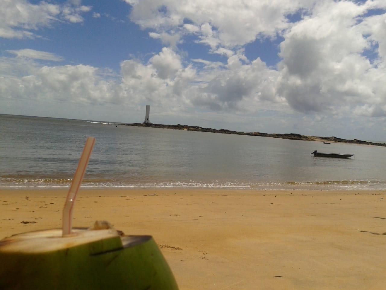 Destino brasileiro de  verão - Bahia - Itacaré
