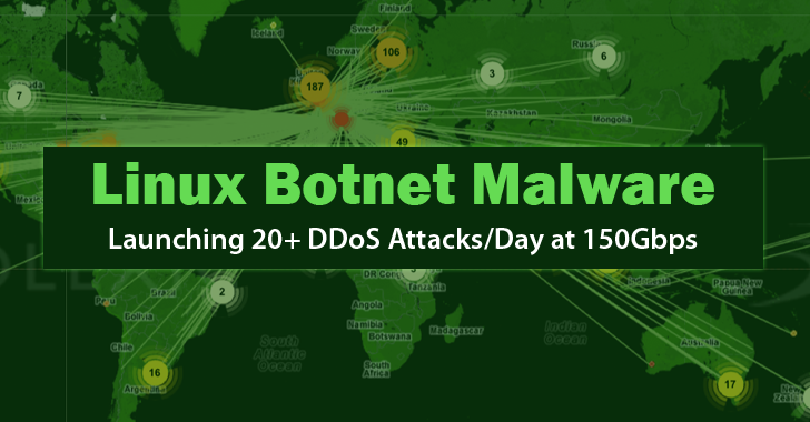 New Botnet Hunts for Linux