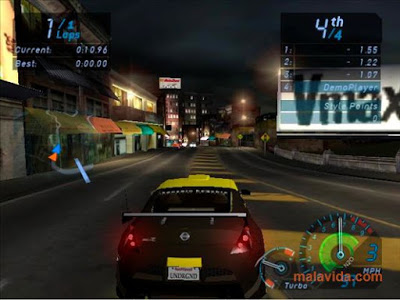 Download Need for Speed Underground Torrent PC