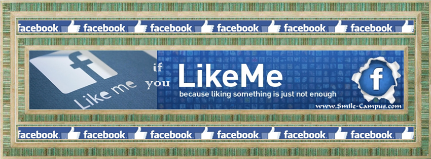 Custom Facebook Timeline Cover Photo Design Pattern - 2