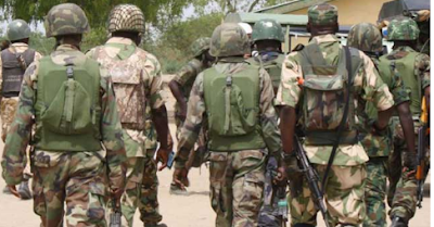 Nigerian soldiers protest unpaid allowances, poor equipment in Borno