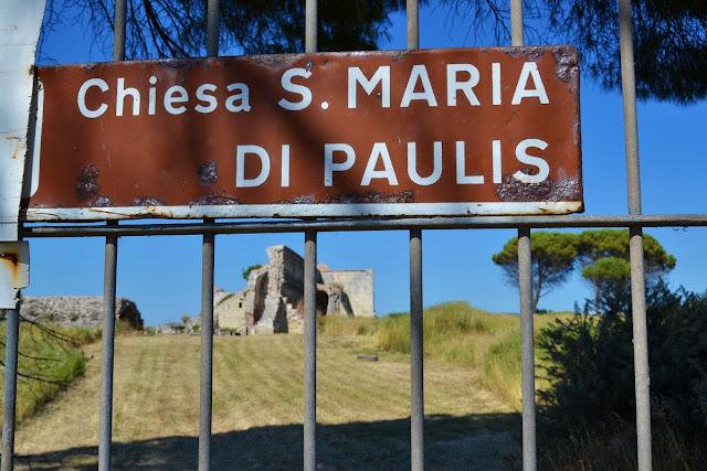 Santa Maria di Paulis