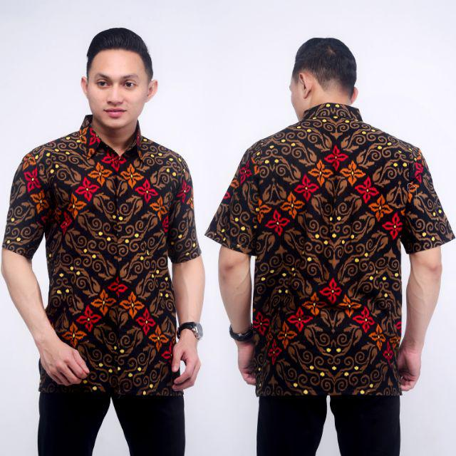 Kemeja Batik Pria No 15