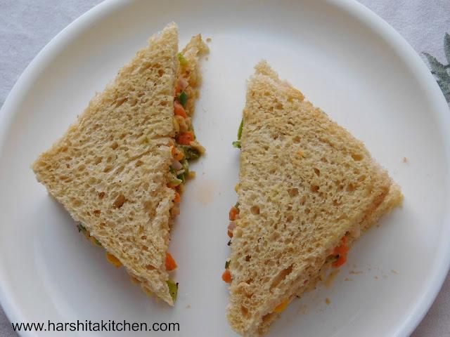 tea time sandwiches