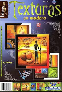 Ideas Creativas Texturas en Madera