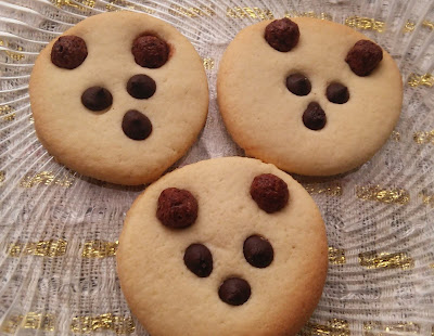 ayıcık kurabiye tarifi