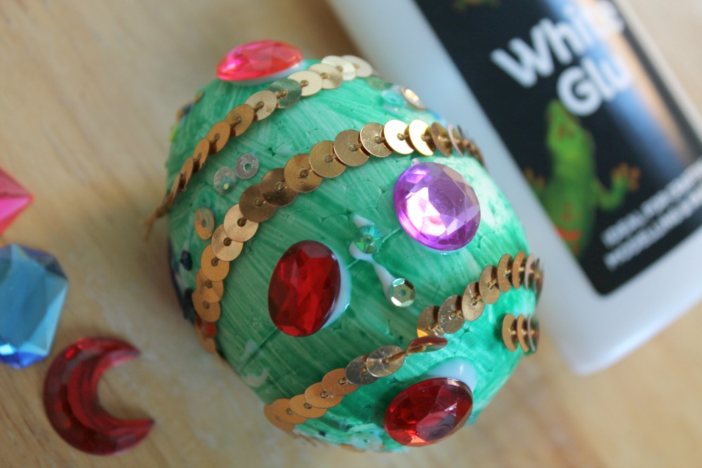 craft-egg-with-sequins-and-jewels