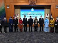 Prof. Ibnu Hajar Jabat Kepala LLDIKTI Wilayah I