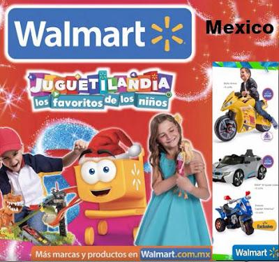 juguetes de Navidad Walmart