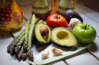 Sayuran dan buah kaya akan vitamin b3