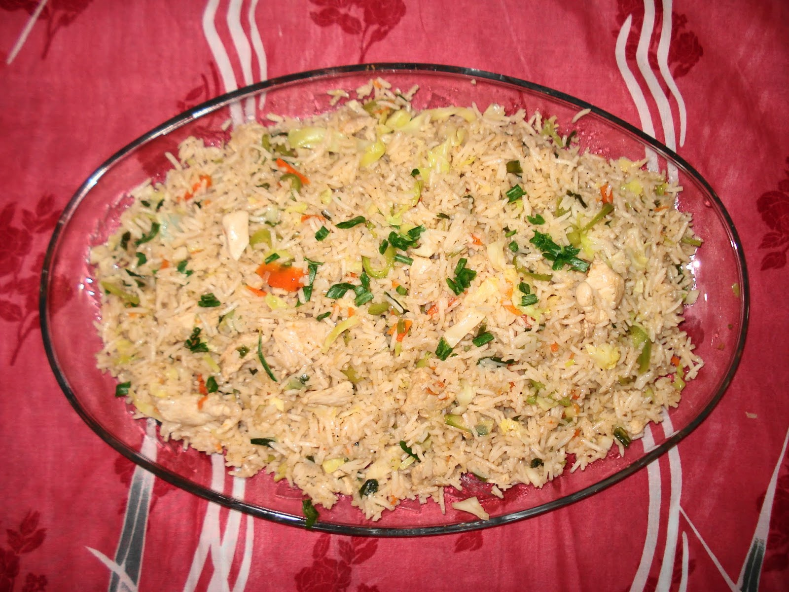 Chinese Food Fried Rice Recipes | Healthy Food Recipes