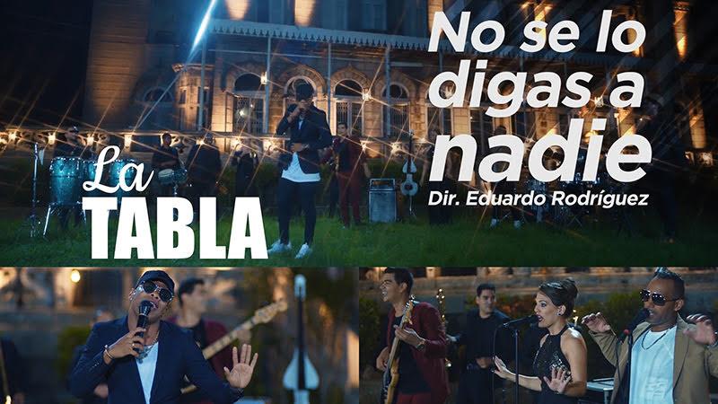 La Tabla - ¨No se lo digas a nadie¨ - Videoclip - Dirección: Eduardo Rodríguez. Portal del Vídeo Clip Cubano