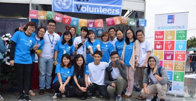 فرصة للعمل كمتطوع بالأمم المتحدة مدفوعة الأجر والتكاليف