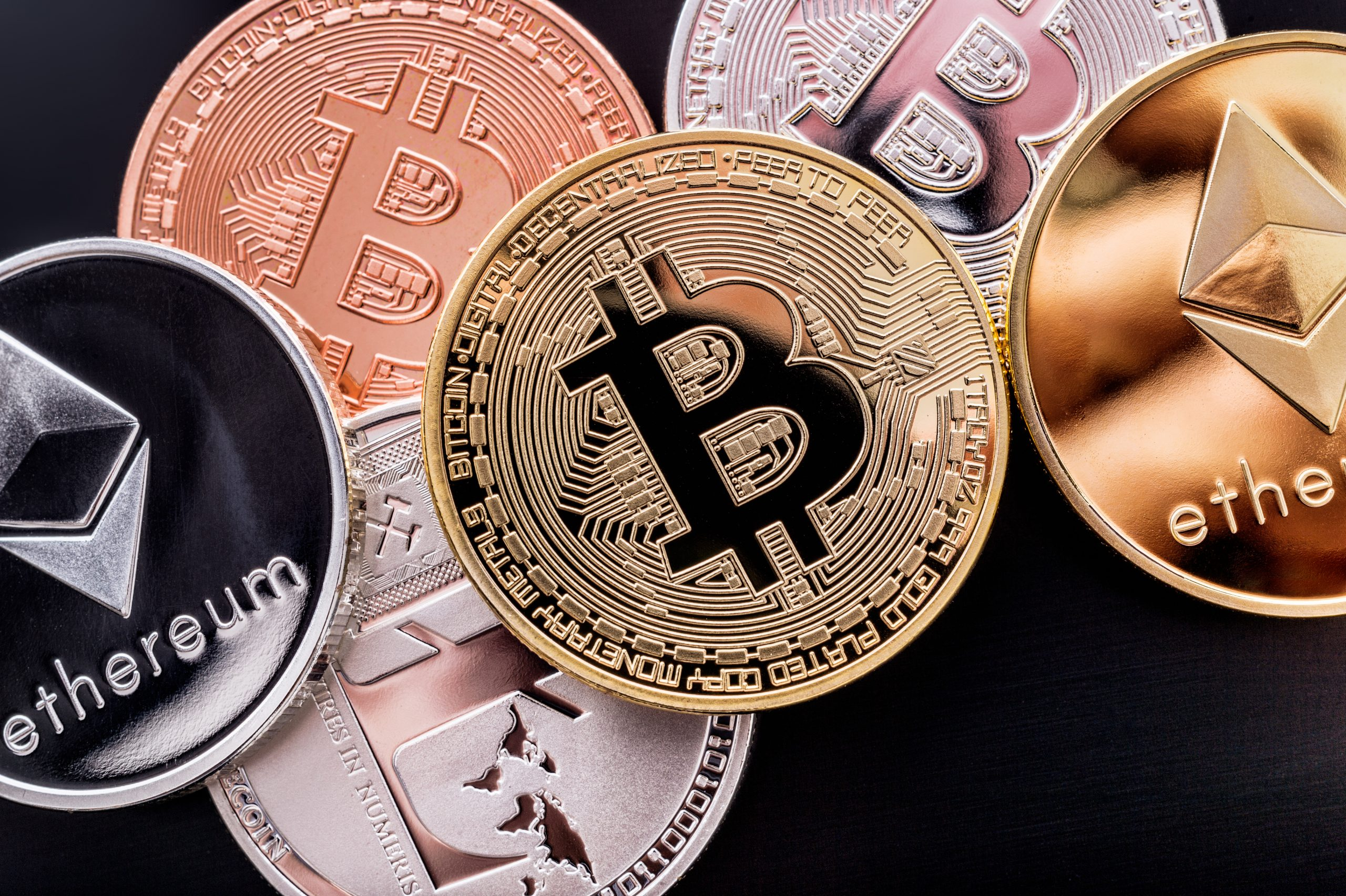 Bitcoin Hits New All-time High Of $41,000