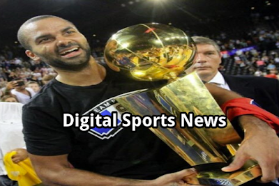 French Basketball Star Tony Parker Announced Yesterday That He Is Retiring After 18 Years In The NBA